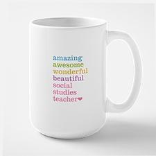 Social Studies Teacher Mugs