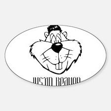 Justin Beaver Decal