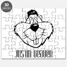 Justin Beaver Puzzle