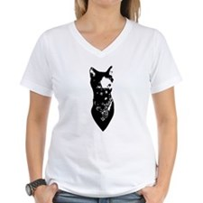 Cat Bandana T-Shirt