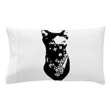 Cat Bandana Pillow Case