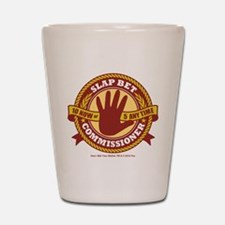 HIMYM Commissioner Shot Glass