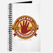 HIMYM Commissioner Journal