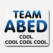 Team Abed Mousepad