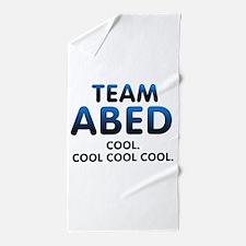 Team Abed Beach Towel