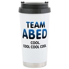 Team Abed Travel Mug
