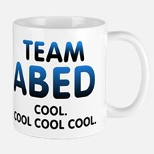 Team Abed Mugs