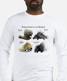 Porcupines of the World Long Sleeve T-Shirt