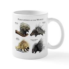Porcupines of the World Mug