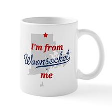 Woonsocket, RI Mug