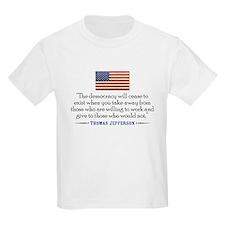 Unique Tea party T-Shirt