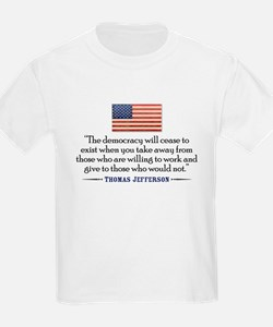 Funny Impeach tea party protest obama T-Shirt