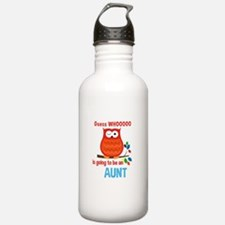Bold Owl - New Aunt Water Bottle