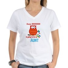 Bold Owl - New Aunt T-Shirt