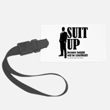 HIMYM Suit Luggage Tag