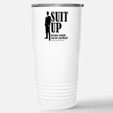HIMYM Suit Travel Mug