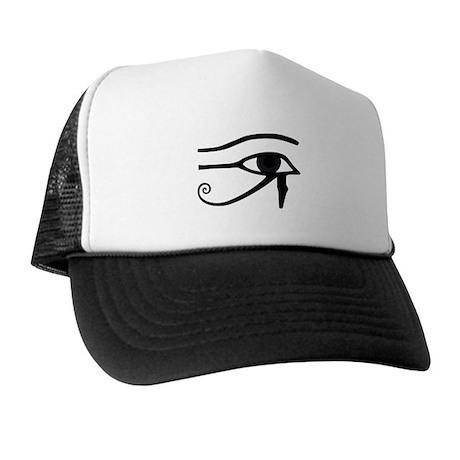 Right Eye Of Horus (Ra) Trucker Hat