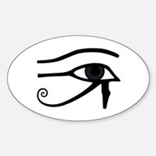Right Eye Of Horus (Ra) Decal