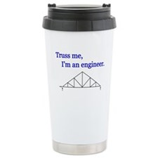 Unique Structural Travel Mug