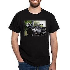 Just loco: steam train, Wales, UK 2 T-Shirt