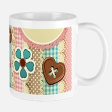 Baby pattern Mugs