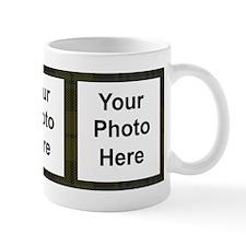 Campbell Tartan 3 Photo Mugs