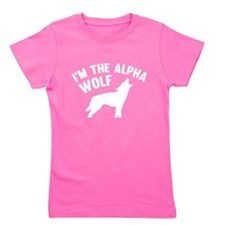 Cute Pack leader Girl's Tee