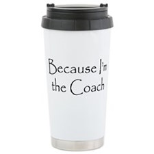 Unique Stroke Travel Mug