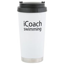 Funny Olympic swimming Travel Mug
