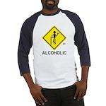 Alcoholic Baseball Jersey