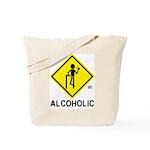 Alcoholic Tote Bag