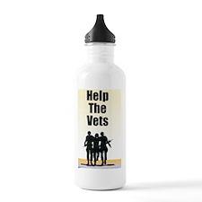 Help The Vets Water Bottle