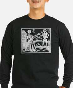 Death and the Maiden Long Sleeve T-Shirt