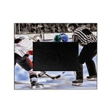 Cute Hockey Picture Frame
