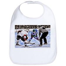Ice Hockey Players and Referee Bib