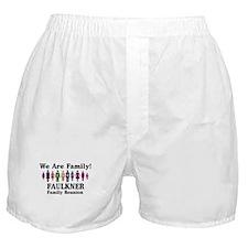 FAULKNER reunion (we are fami Boxer Shorts