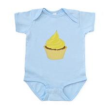 Lemon Cupcake Body Suit