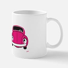 Cute French car Mug