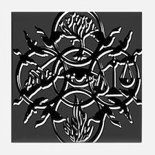 Divergent Faction Art All-Over Original Tile Coast