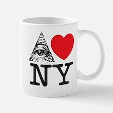 Eye Love NY Mug