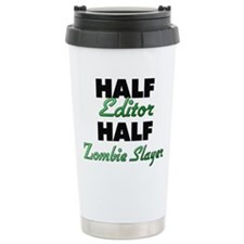 Unique Copy editor Travel Mug