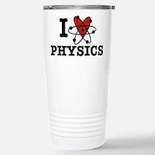 Unique I love science Travel Mug