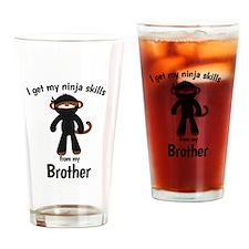 NINJA MONKEY - Get my skills from my Brother Drink
