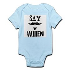 Cute Wyatt Infant Bodysuit