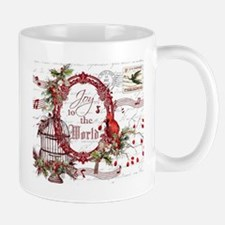 Joy To the World Mugs