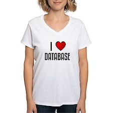 Cute Database Shirt
