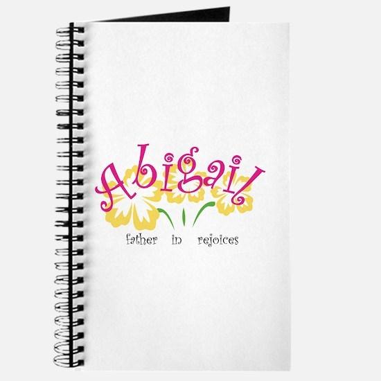 Abigail Journal