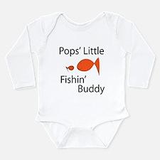 Pops Little Fishin' Buddy Body Suit