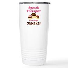 Funny Speech therapy Travel Mug