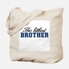 The Littlest Brother Tote Bag